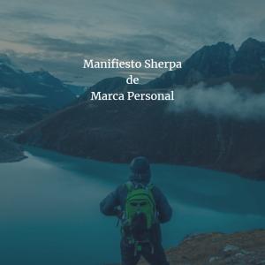 Manifiesto Sherpa