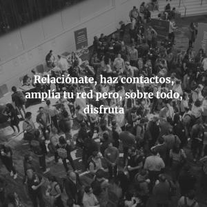 Networking, ideas para superar los nervios - Andrés Pérez Ortega #EstrategiaPersonal