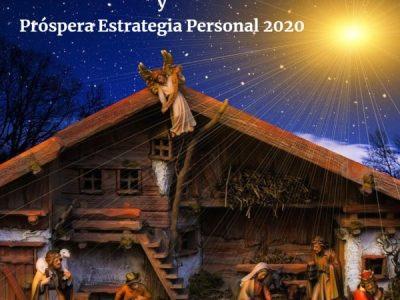 Feliz Navidad y próspera Estrategia Personal 2020