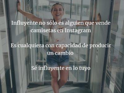 Influencers, hay vida más allá de Instagram