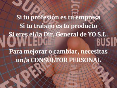Estrategia Profesional, pensar como un Consultor Personal