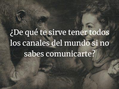 Comunicación, lo que dices y como lo dices