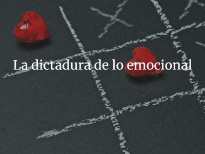 Emoción, demasiado corazón