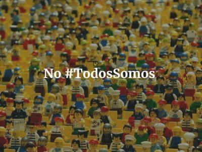 Personalidad, No #TodosSomos