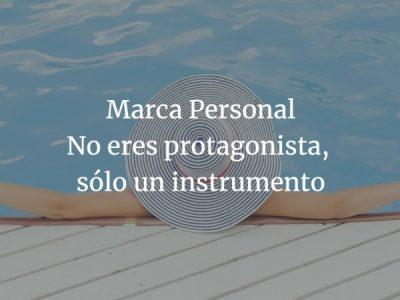 Marca Personal. Una Marca Personal menos Personal