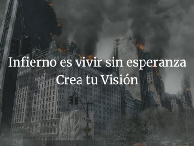 Visión. Sin esperanza no hay proyecto